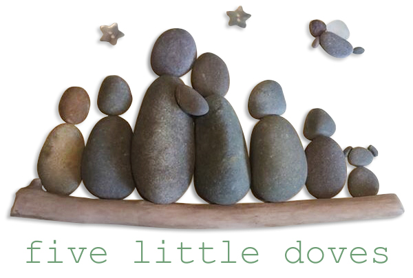 Five Little Doves