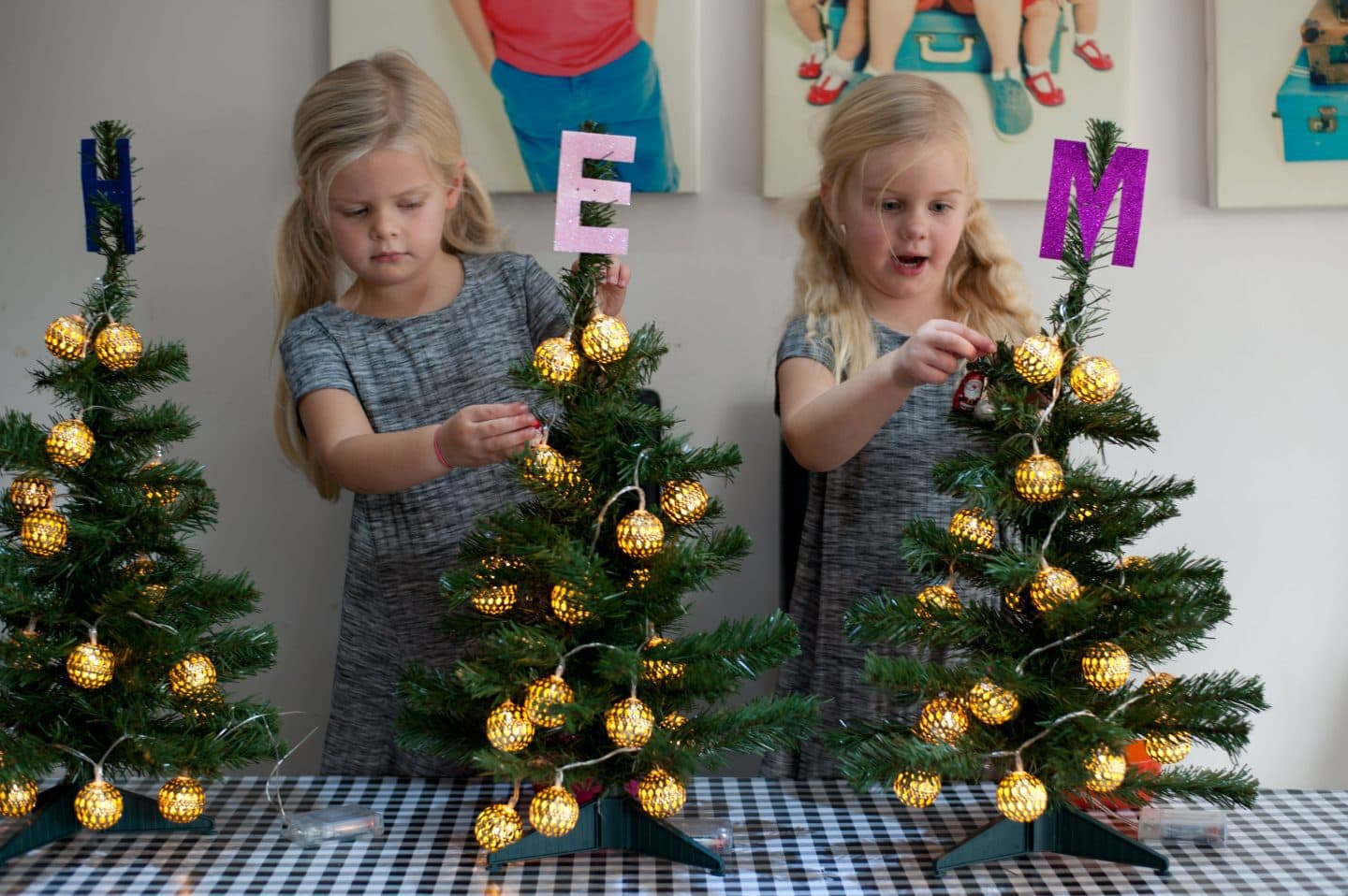 eva-and-meggy-dressing-the-trees