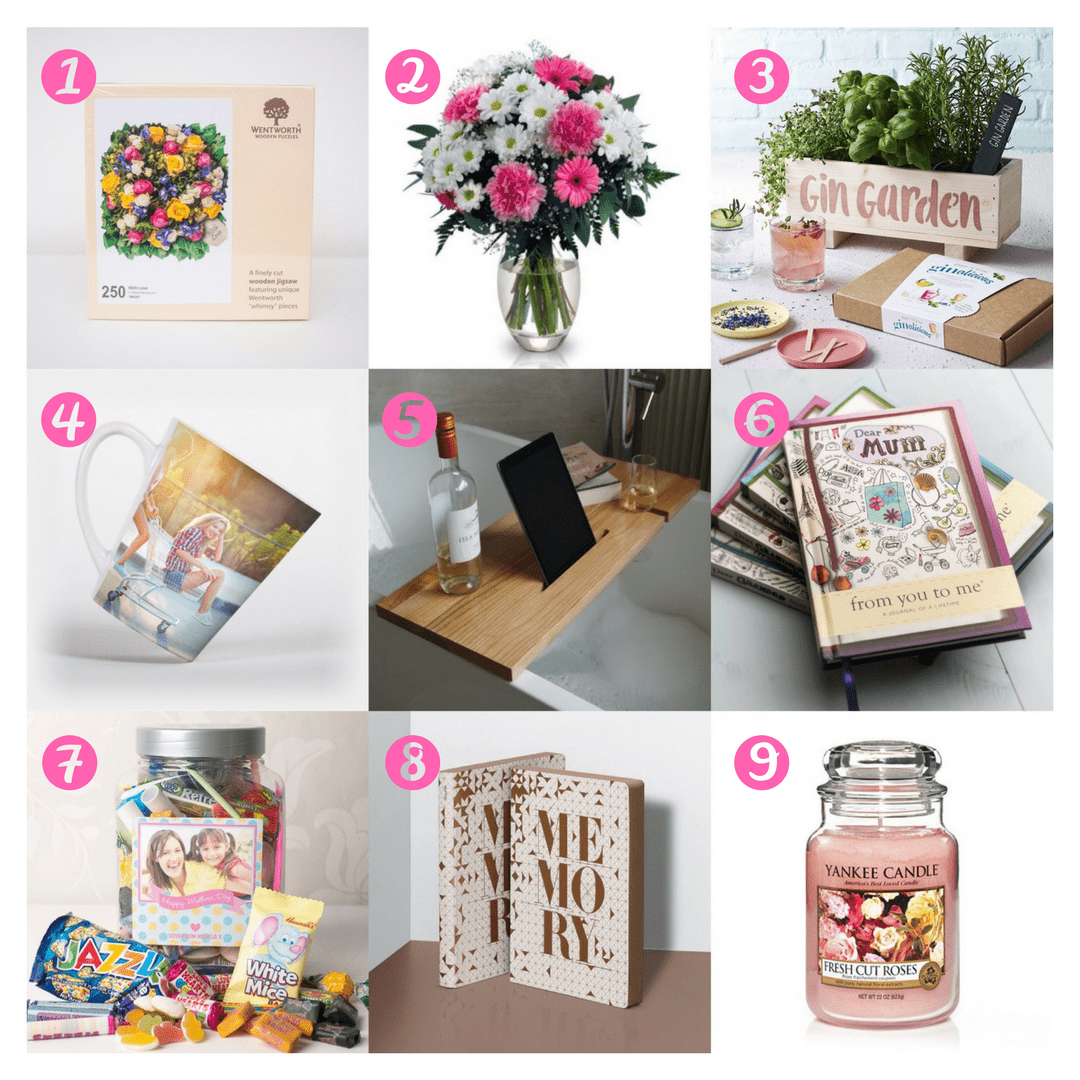 Celebrating Mothers: Last minute gift guide