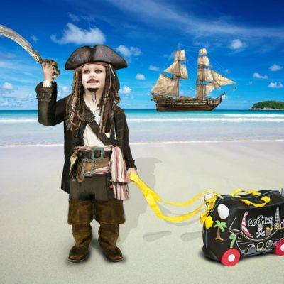 Captain Haz Sparrow : Pedro Pirate Giveaway!