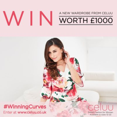 Win £1000 of clothes with Celuu