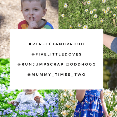 #Perfectandproud Week 7 round-up