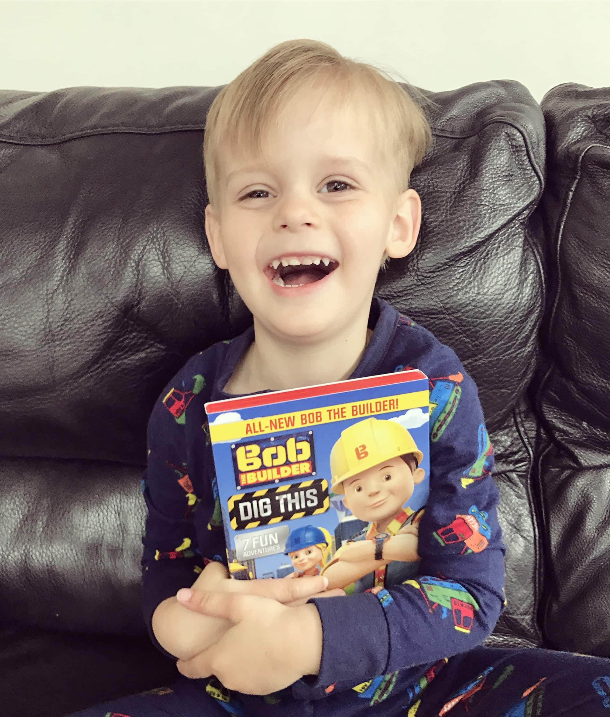 Bob the builder DVD giveaway!