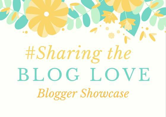 Sharing the Blog Love Showcase #54