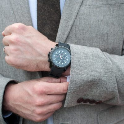 Men's Globenfeld Chronograph Watch Review & Giveaway
