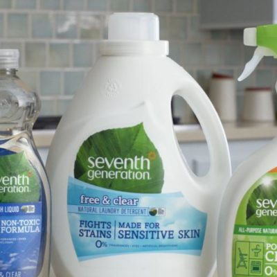 Win a Seventh Generation Cleaning Hamper!