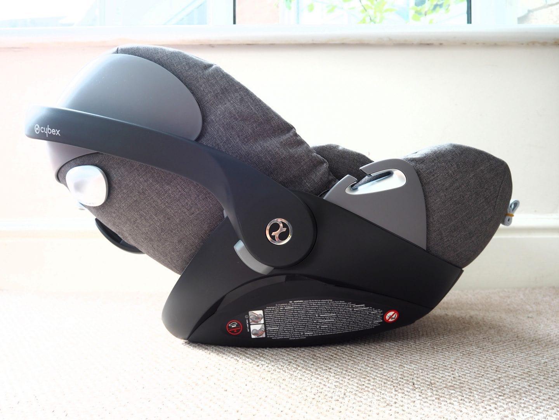 review cybex cloud q infant car seat five little doves. Black Bedroom Furniture Sets. Home Design Ideas