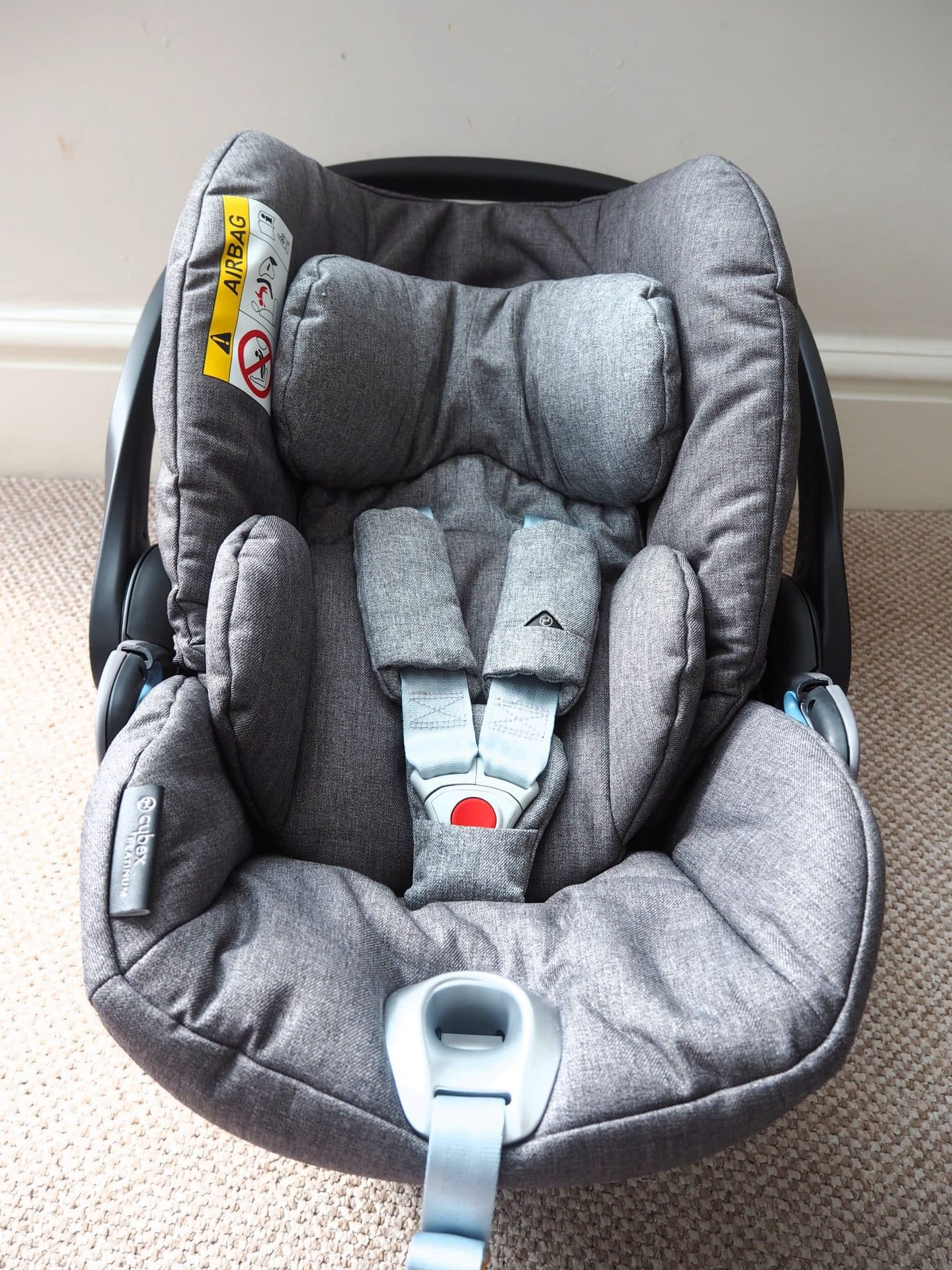 Review Cybex Cloud Q Infant Car Seat Five Little Doves