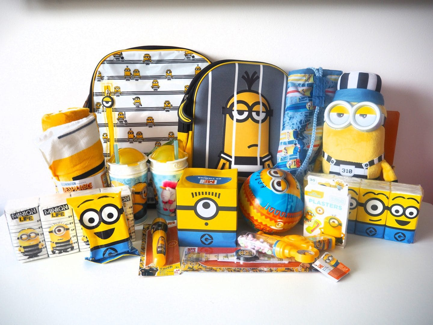 8e5ff5d0b5 Top 10 back to school must haves with Despicable Me 3 - Five Little ...
