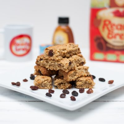 Ready Brek Honey & Raisin Breakfast bars