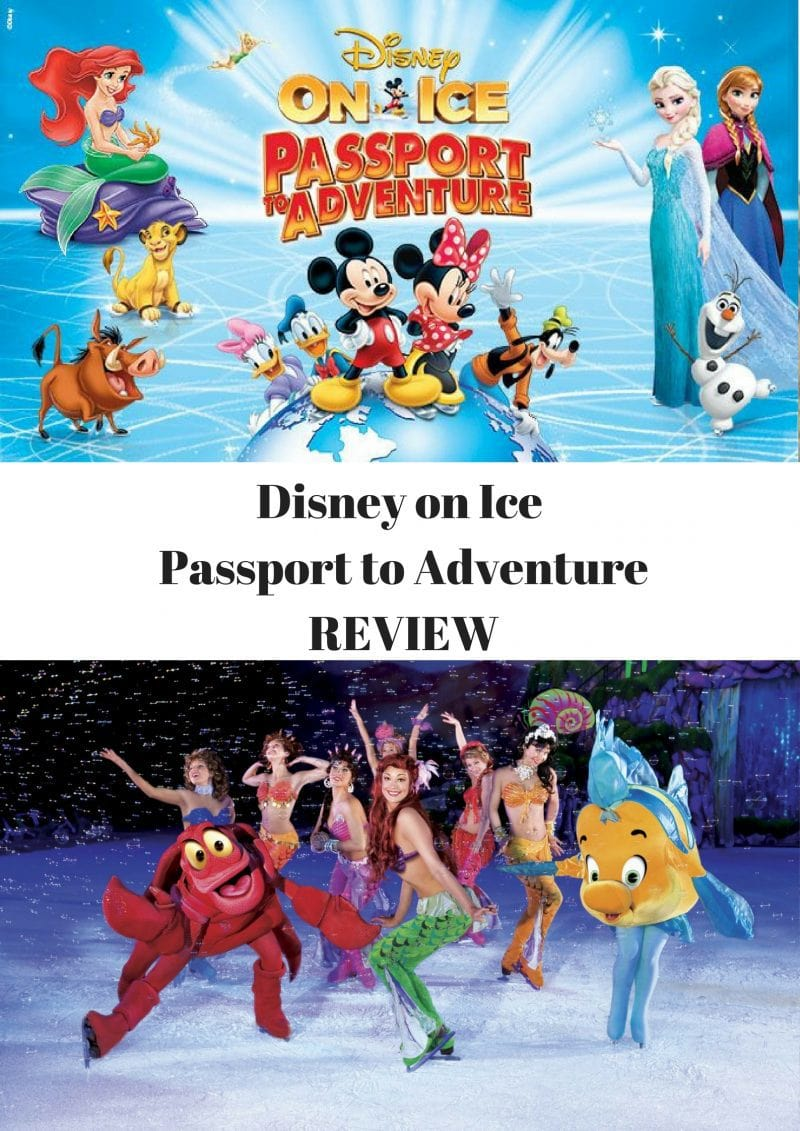 Read all about our trip to Disney on Ice Passport to Adventure, the perfect treat for families!