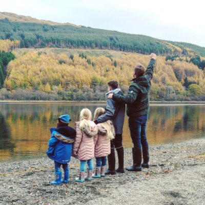 Forest Holidays: Our Scottish Adventure