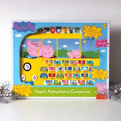 Peppa Pig Christmas Gift Guide *win*