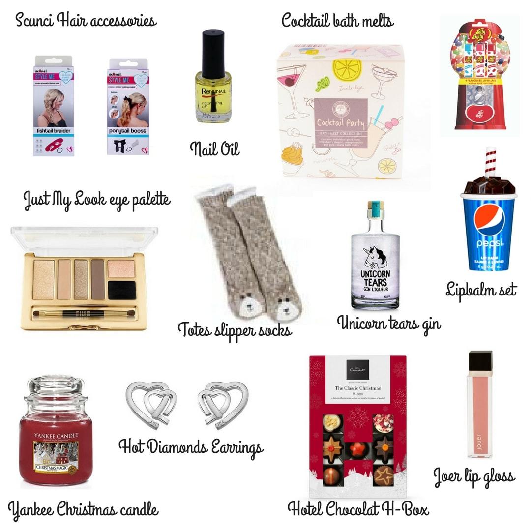 Ladies Christmas stocking ideas *Win*