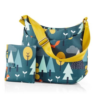 *Win* Cosatto Wow Changing Bag-Fox Tale