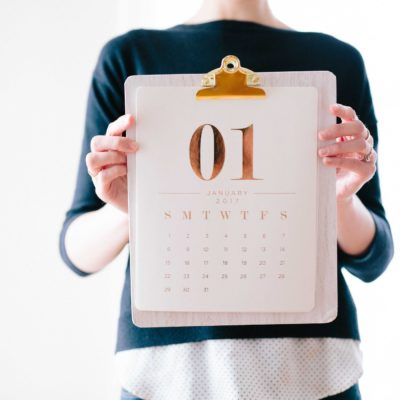 10 ways to stay positive throughout January