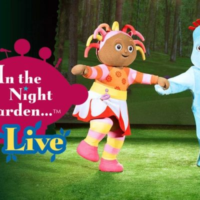 *Win* Family ticket to In The Night Garden Live