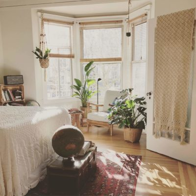 10 Ways to spruce up your bedroom