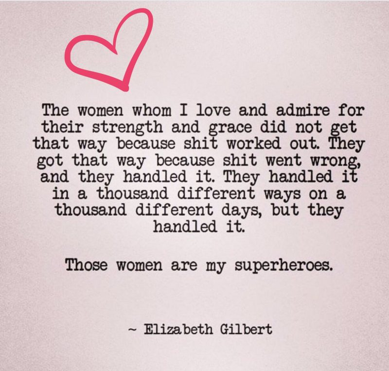 Independent Womens Day: For those whom I love and admire