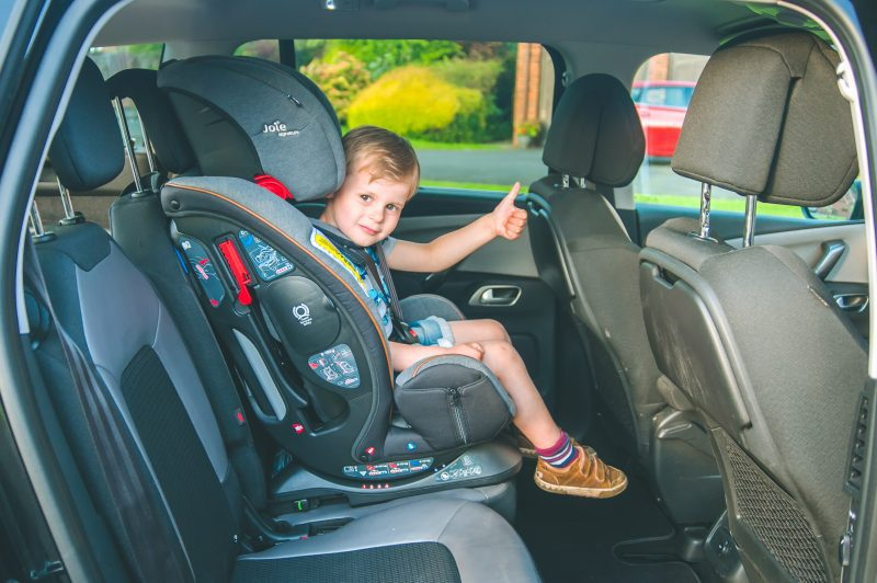 A Car Seat To See Their Child Through Every Stage I Wouldnt Hesitate Recommend The Joie StageTM Fx Signature And Nor Would Harry