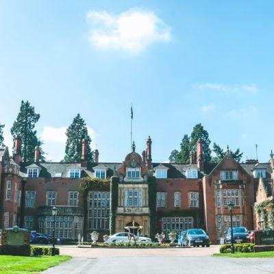 A fairytale stay at Tylney Hall