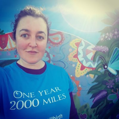 SANDS Awareness Month: Cate's Story – 2000 miles