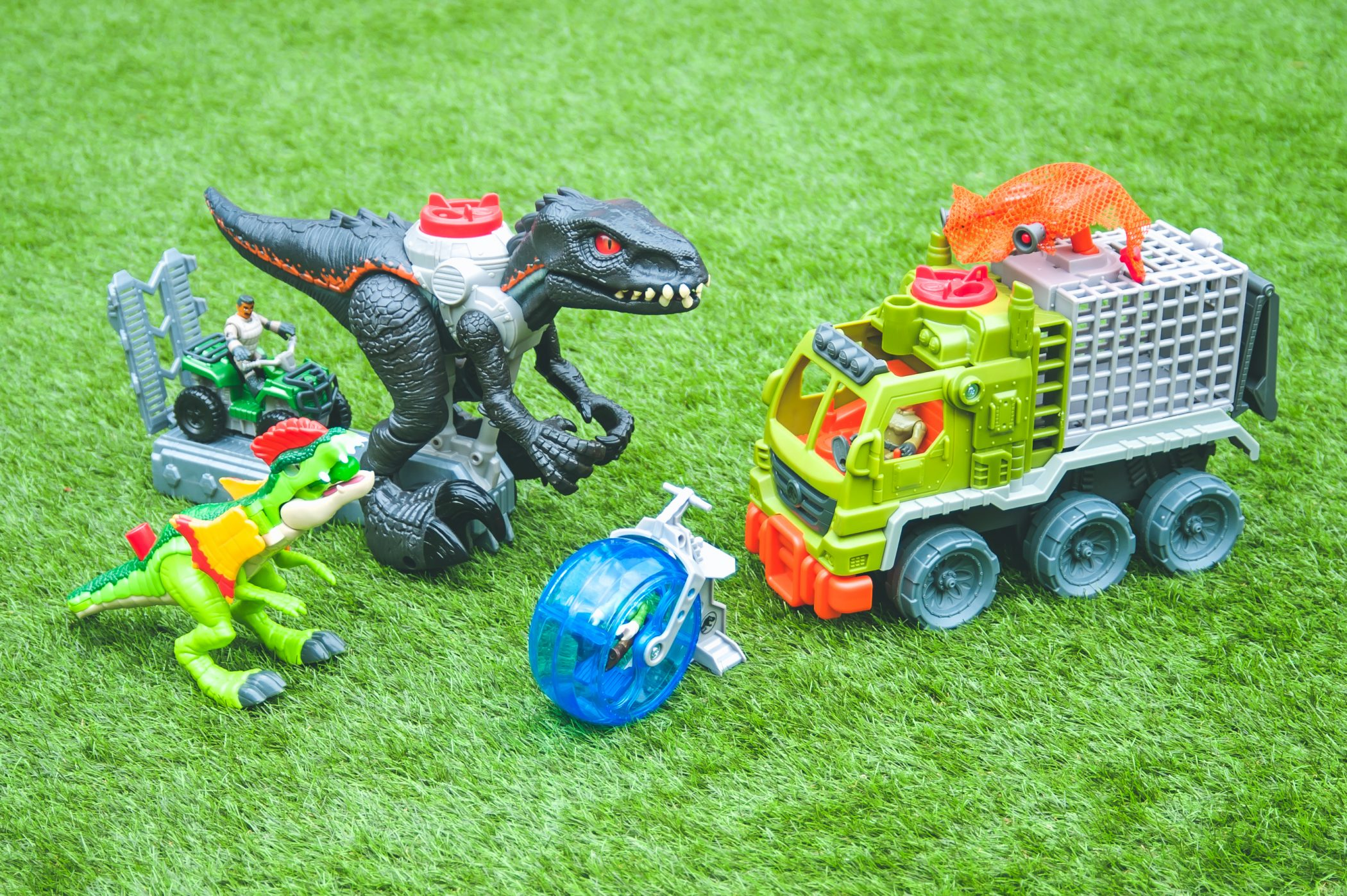 Review: Fisher-Price Imaginext Jurassic World Toy Range