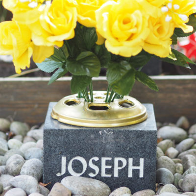 For Joseph on your 12th Birthday