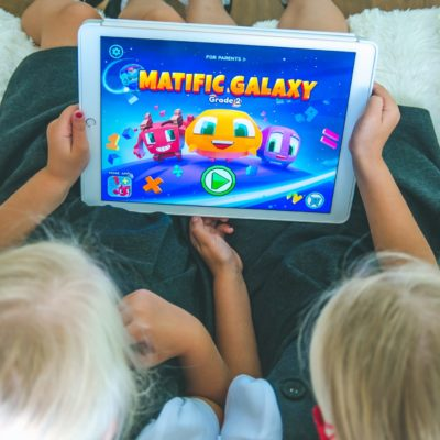 Interactive Maths with Matific