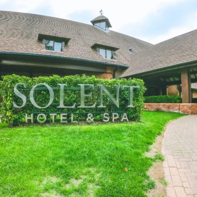 A family stay at The Solent Hotel & Spa ** WIN **