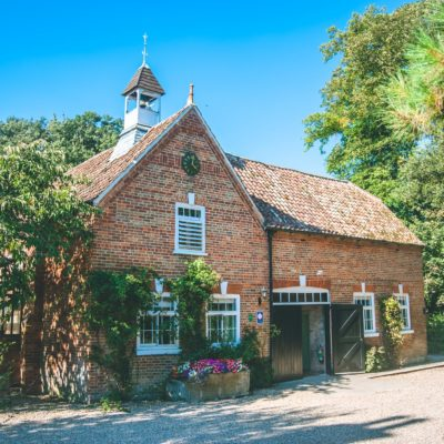 Visit the Lincolnshire Wolds: Our stay at Brackenborough Hall Coach House