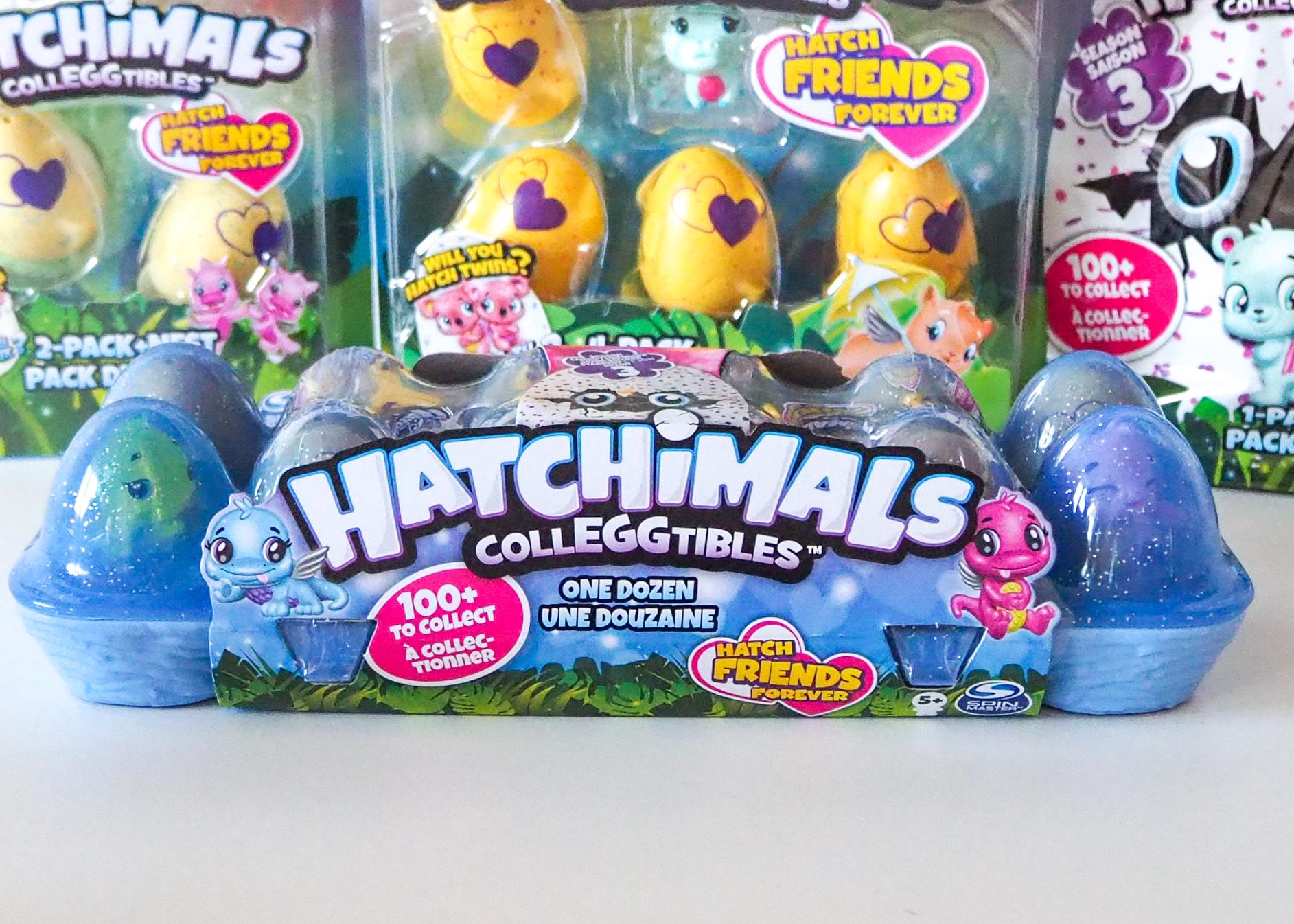 Hatchimals Colleggtibles Season 3 Win Five Little