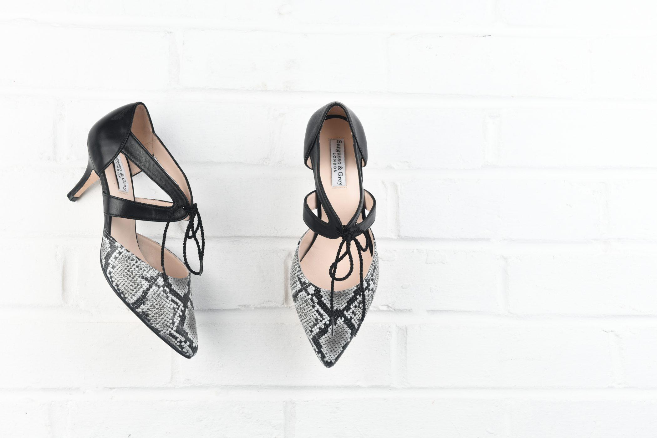 2cf2d2f3e110 WIN    Sargasso   Grey Shoes - Five Little Doves