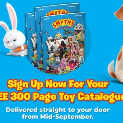 Smyths Toys Superstores 2018 Catalogue OUT NOW!!