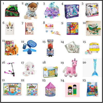Children's Christmas Gift Guide ** WIN **