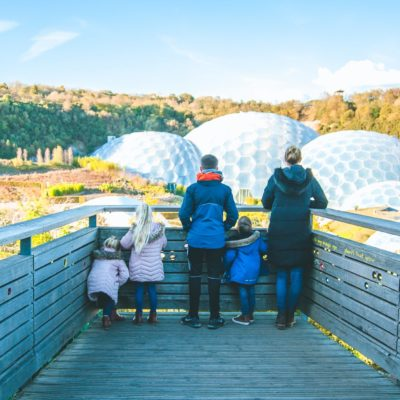 Visit Cornwall: The Eden Project