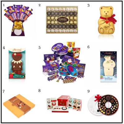 Chocolate Lovers Christmas Gift Guide ** WIN **