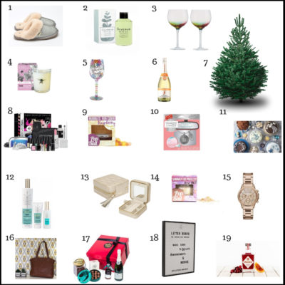 Christmas Gift Guide for Women *** WIN ***
