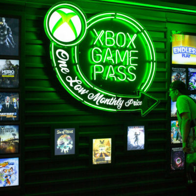 Win a 6 month subscription for Xbox Game Pass