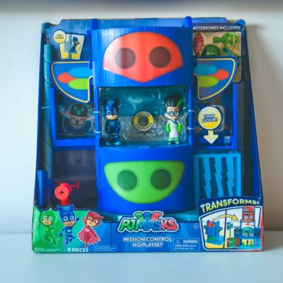 PJ Masks HQ Review & Giveaway