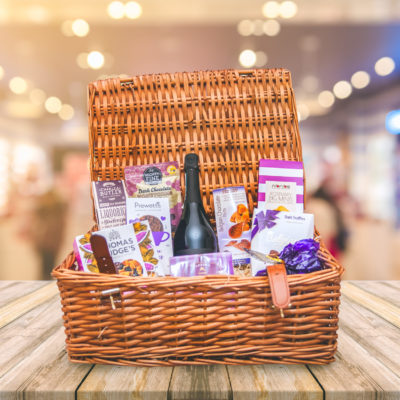 Clearwater Hampers: Christmas in a basket