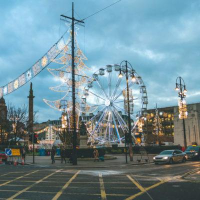 A Festive City Break With Campanile Glasgow