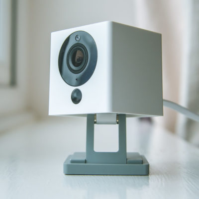 Feeling more secure in our home with Neos SmartCam