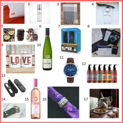 Valentines Day Gift Guide ** WIN **