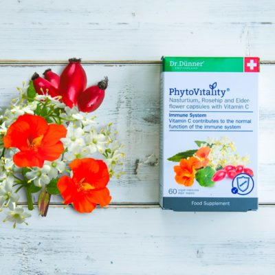Keeping well this Winter with Dr.Dünner PhytoVitality Supplements