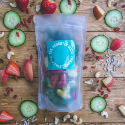Win a months supply of smoothies from The Honestly Good Smoothie Company