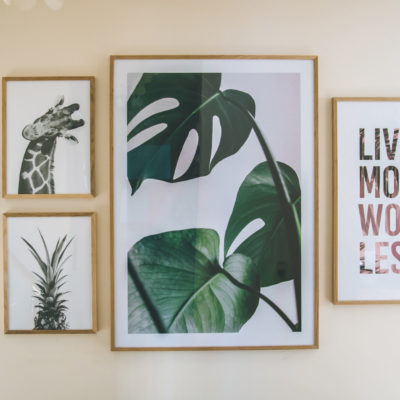 Creating A Gallery Wall With Desenio