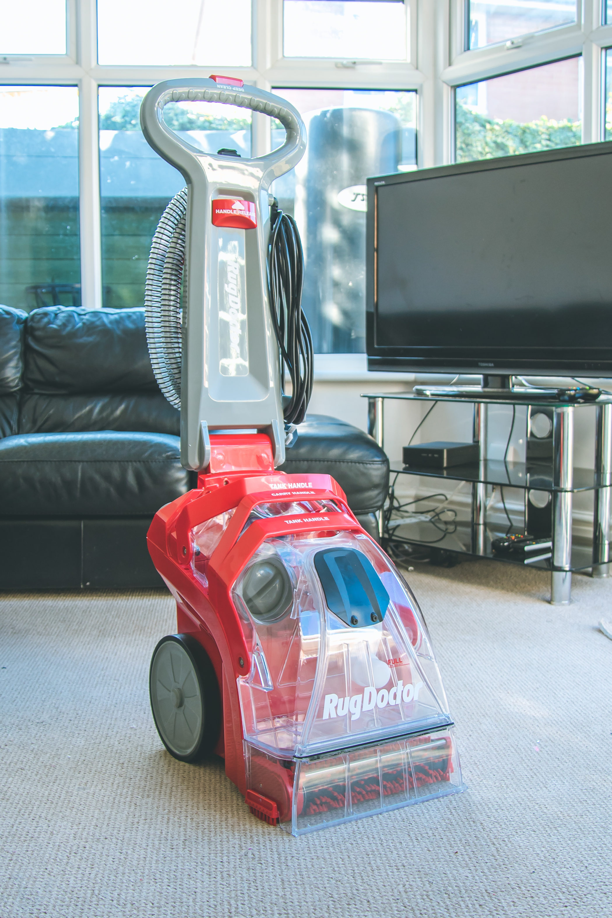 Review: Rug Doctor Deep Carpet Cleaner