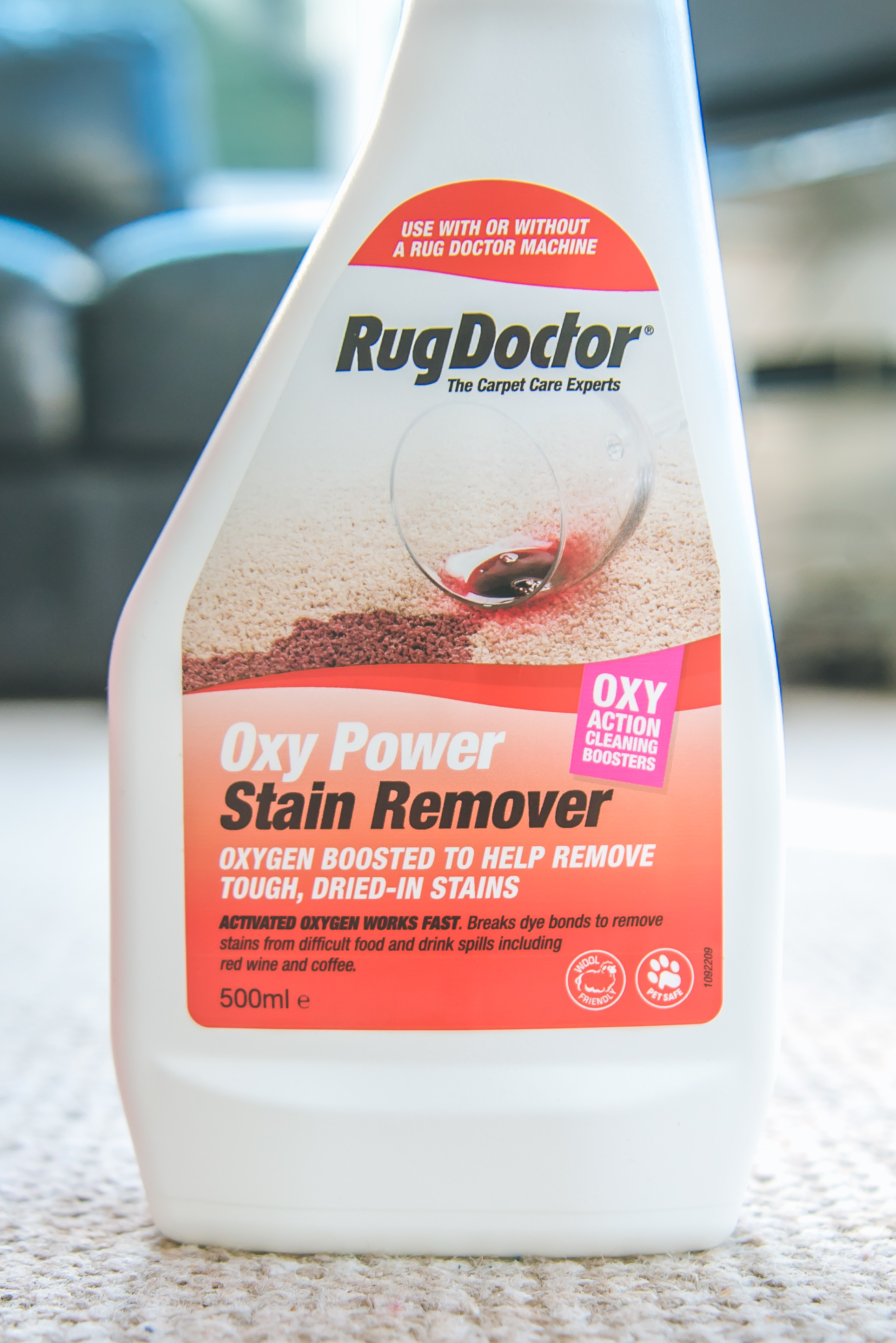 Review Rug Doctor Deep Carpet Cleaner