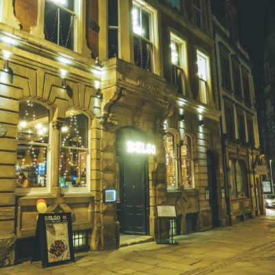 Visit Nottingham: Belgo Review